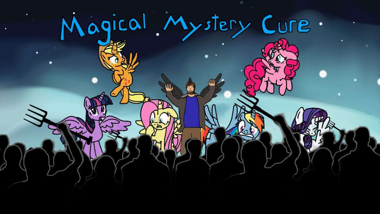Mlp Fim Quot Magical Mystery Cure Quot Episode Review Youtube