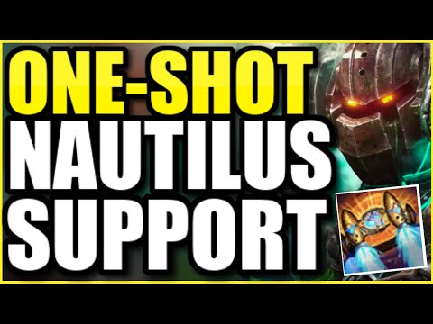 CARRYING A NEW FAN WITH MY FULL AP NAUTILUS SUPPORT! ABSOLUTELY UNSTOPPABLE – League of Legends