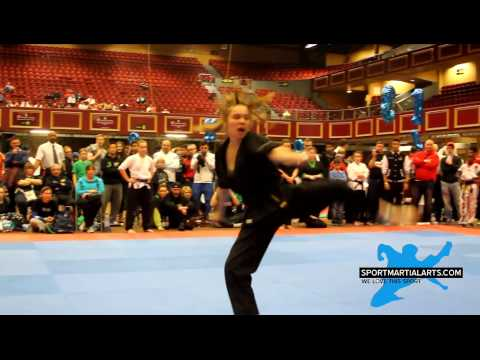 Mackensi Emory - Musical Form - 2014 Irish Open