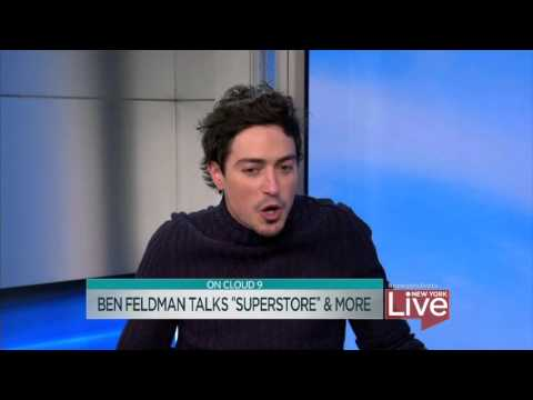 Ben Feldman talks