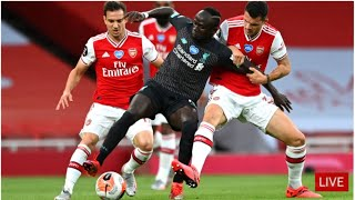Arsenal vs Liverpool Live HD Stream | Live Watch Along 📺👀