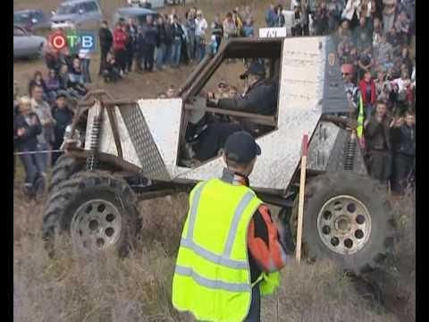 Jeep vs Russian Road - Siberian Taiga Forest Rally - Far East - Primorye - Vladivostok