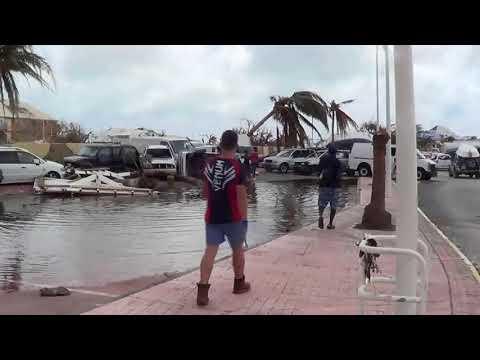 IRMA l' ouragan