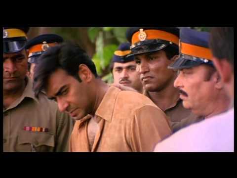 Criminal Escapes From Custody - Ajay Devgan - Akshaye Khanna - Deewangee - Most Popular Movies