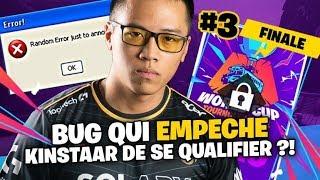 #3 QUALIFICATION SOLO FINALE WORLD CUP ► BUG QUI EMPECHE KINSTAAR DE SE QUALIFIER ?! - partie 6