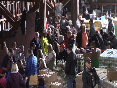 Thanksgiving For Thousands On Delmarva
