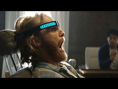 男子体验仿真恐怖游戏被折磨了一晚却发现无法退出游戏速看科幻悬疑片《黑镜3终极玩家》