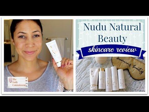 Natural Skincare Review   Nudu