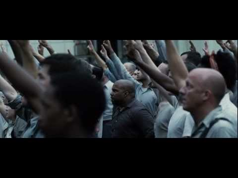 The Hunger Games: District 11 Riot Scene (HD)