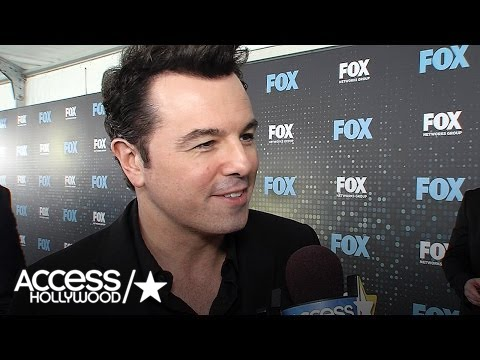 Seth MacFarlane Talks New Comedy 'Orville' | Access Hollywood