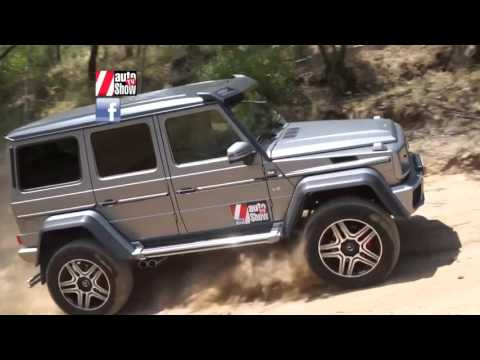 mercedes benz clase g 500 4x4 youtube. Black Bedroom Furniture Sets. Home Design Ideas