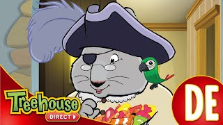Max und Ruby: Ruby und das Biest / Halloween-Haus / Süßes oder Saures - 63