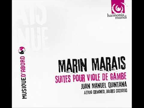 Marin Marais (Paris, 1656-1728) _ Suite 'Le Labyrinthe' (Tirée de la 'Suite d'un goût étranger')