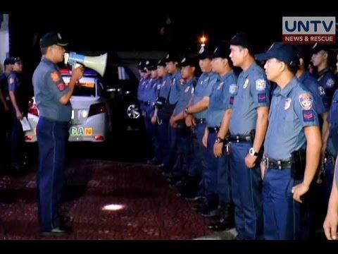 PNP chief urges public to report corrupt police personnel