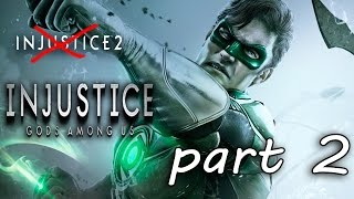 Injustice 1 - Joker Got Nuke - Story Mode Gameplay in Hindi - Part 2