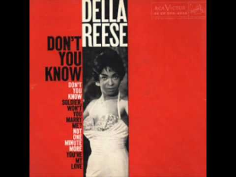 Della Reese - Not One Minute More & You're My Love