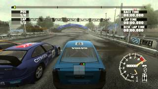 testdrive plays: RalliSport Challenge 2