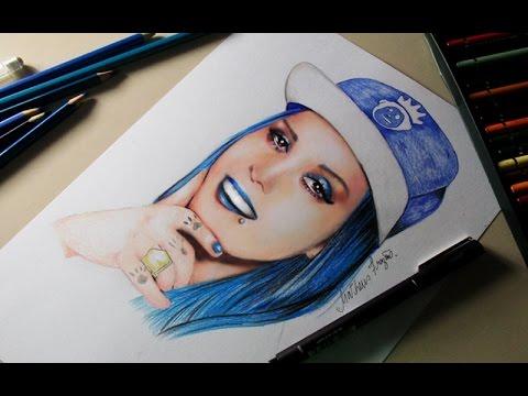Desenhando Tati Zaqui Youtube