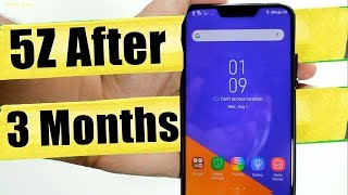 Asus Zenfone 5z Review - After 3 Months of Usage - Worst or Value for Money  - Part 1