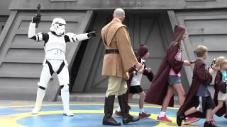 Jedi Training Academy - Walt Disney World - Hollywood Studios