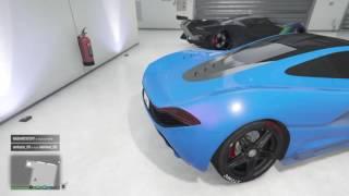 Gta5 mon garage de luxe et ma x80