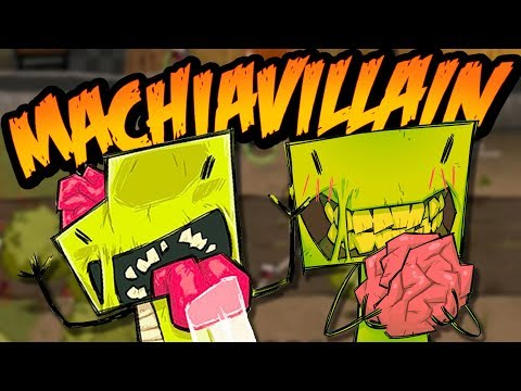 MachiaVillain - Eating Our Guests! - New Mansion Expansions - MachiaVillain Gameplay Highlights