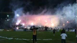 Los Granadictos - Extraordinario recibimiento al Carabobo Futbol Club