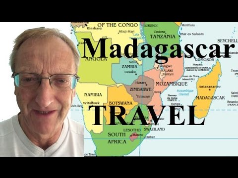 Roy in England Asked About Madagascar? #madagascar