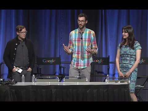 Google I/O 2014 - The design sprint: from Google Ventures to Google[x]
