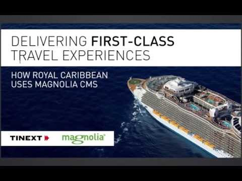 First-Class Travel Experiences: How Royal Caribbean Uses Magnolia CMS