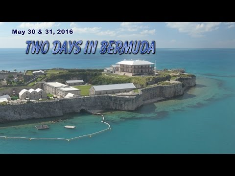 Bermuda May 2016
