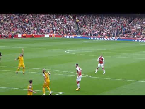 PL Arsenal 01 10 17 Emirates Video 3 Goal 1
