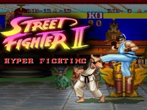 Street Fighter 2 Hyper Fighting Online Xbox 360