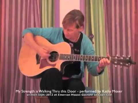 Music for Recovery - My Strength is Walking Through This Door