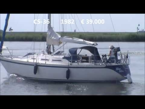 For Sale Sailing Yacht CS 36 1982 € 39.500