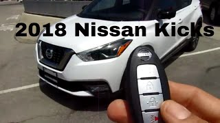 2018 Nissan Kicks Sr In Depth Walk Around And First Look