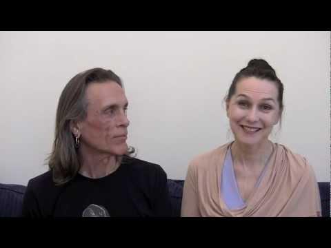 Interview with Sharon Gannon and David Life from Jivamukti Yoga