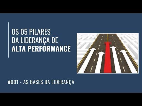 OS 05 PILARES DA LIDERANÇA DE ALTA PERFORMANCE   AS BASES DA LIDERANÇA #001  MURILO MANZANO