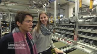 Zu Besuch beim Familienunternehmen Bizerba | Balingen
