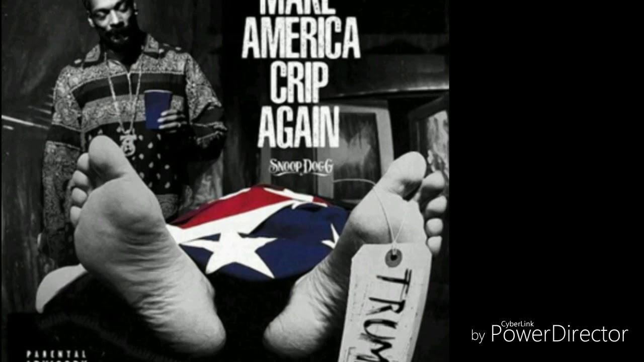Snoop Dogg- Everyday (Make America Crip Again)