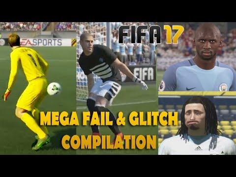 FIFA 17 FAILS - FUNNY MOMENTS & ILLUMINATI GLITCHES & BUGS MEGA Compilation 😂😂