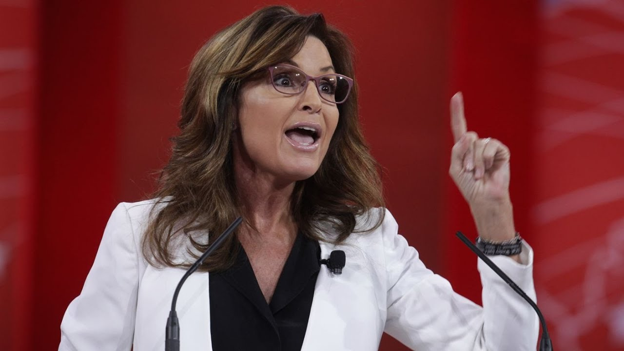 Can anybody understand what sarah palin is talking about youtube altavistaventures Images