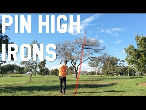 GOLF playing Vlog with New Irons at Costa Mesa CC