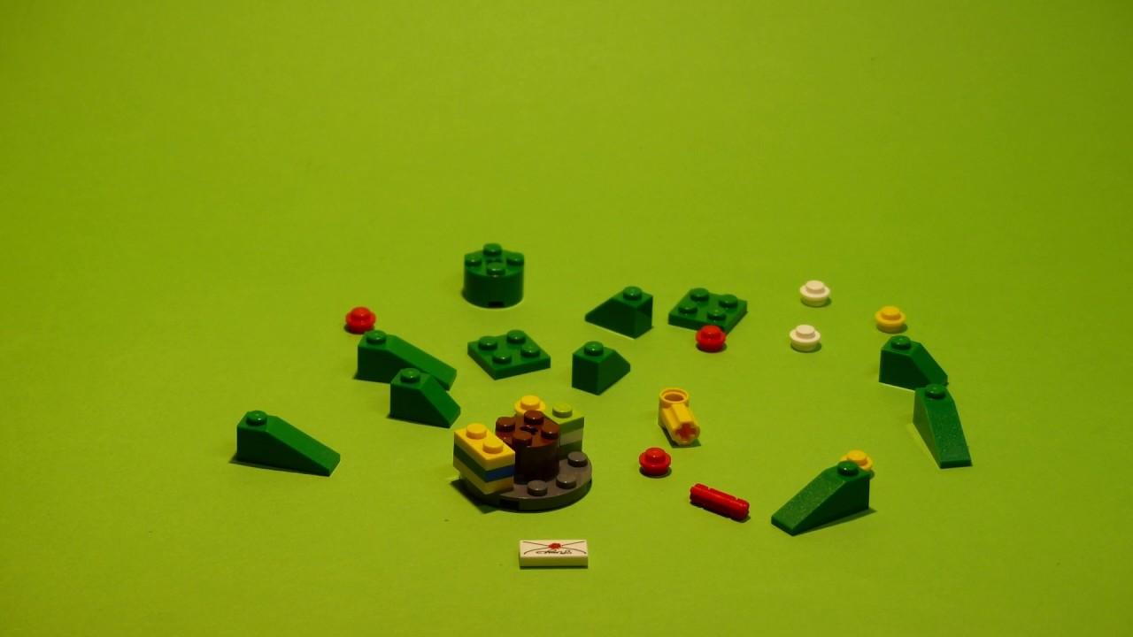 Anleitung Lego Weihnachtsbaum Youtube