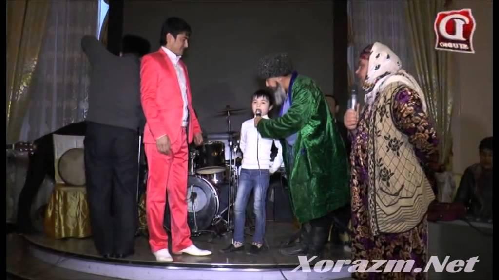 Otajon Pot-pot Janob Rasul Bilan (Offical HD Video)