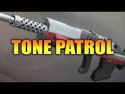 Going on a Tone Patrol | Destiny 2 Scout Rifle