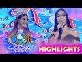 It's Showtime Miss Q & A: Asia Sophia Maliyah Bato Montenegro goes up against Megan Castillo Manzo