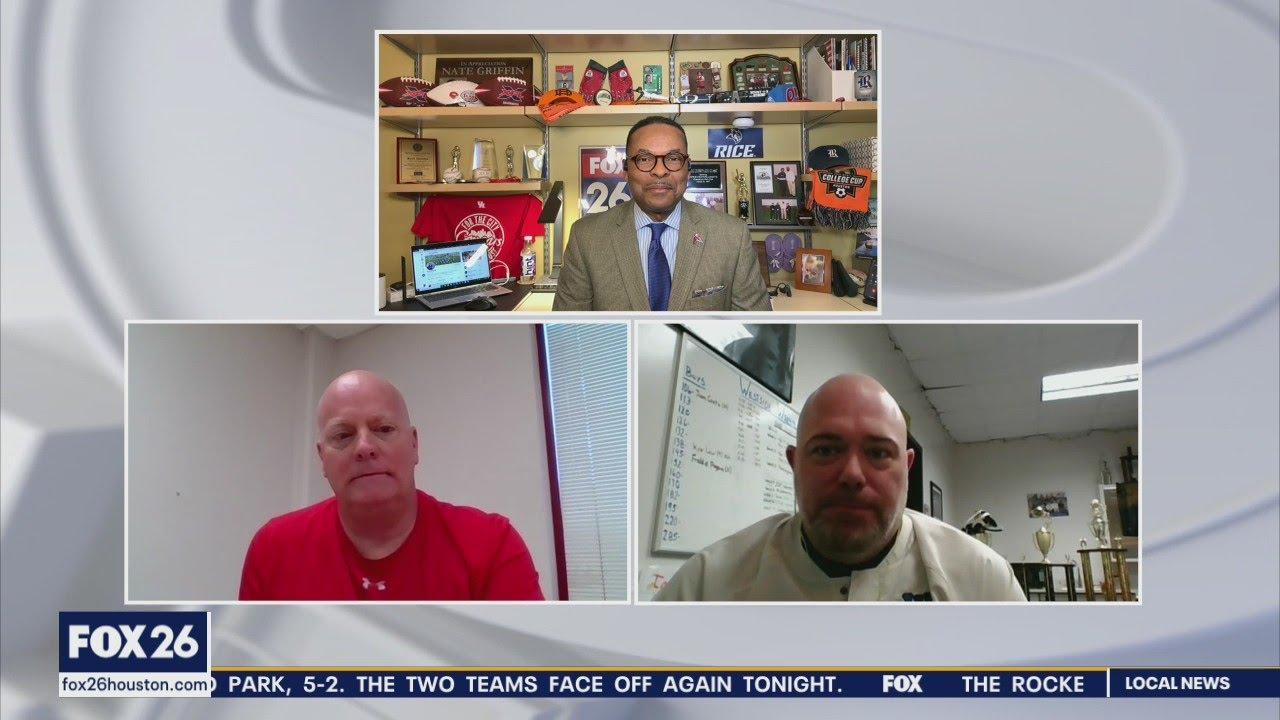 Houston ISD coaches reach milestones