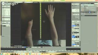 How to Take Hand Measurements and Scale an e-NABLE Hand in Blender