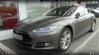 Tesla Model S P90D test drive insanemode | 0-100km/h // 770HP (deutsch/german)